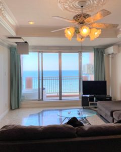 2BR condo with ocean view!